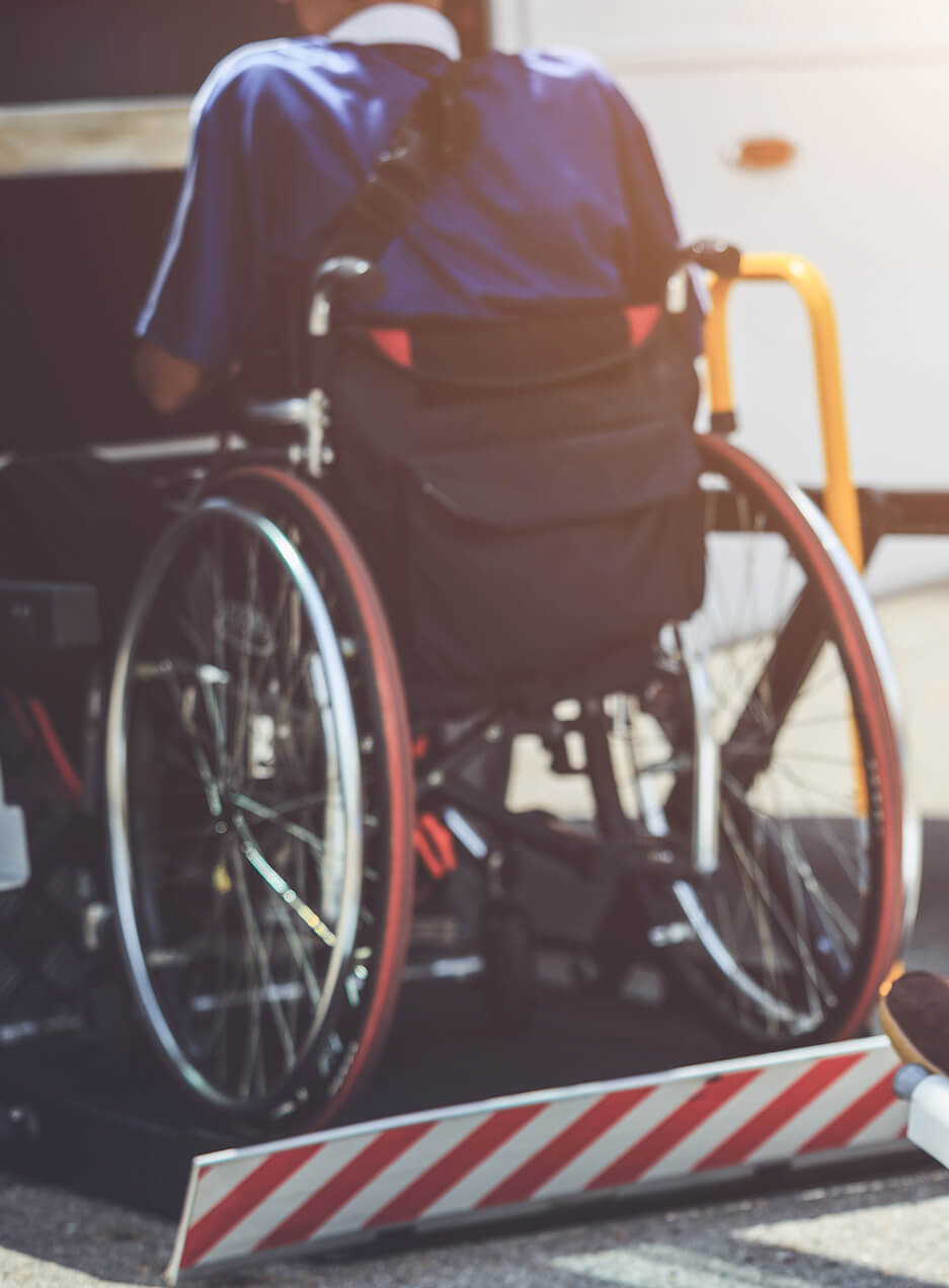 Ontario and Toronto wheelchair transportation